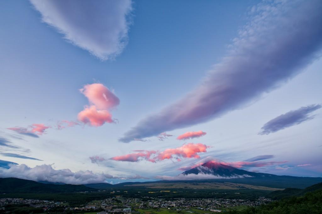 Yuga Kurita Mount Fuji AkaFuji Nikon D600 14-24mm Oshino_KS49997_KS49997
