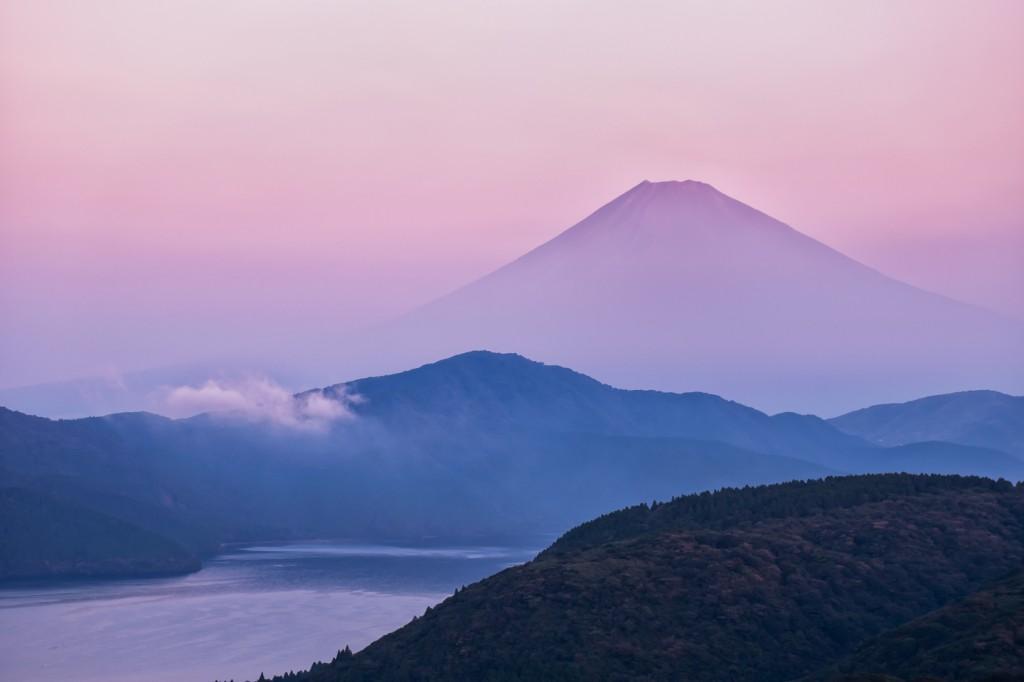 YUGA KURITA Mount Fuji Taikanzan Dawn_DSC7785