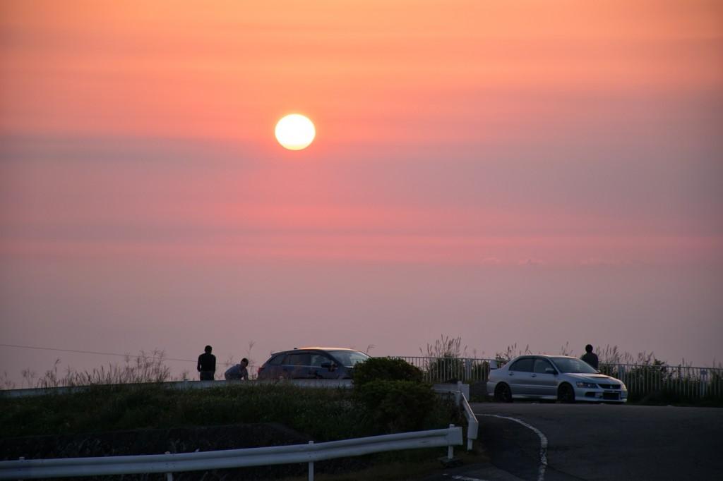 Yuga Kurita Sunrise Taikanzan Hakone_DSC7781