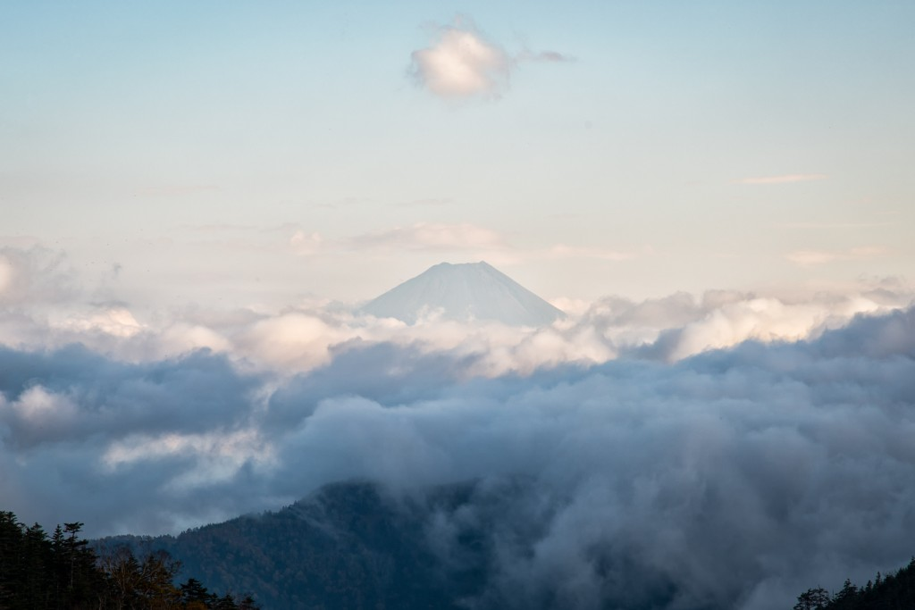 Yuga Kurita Mount Fuji Sea of Clouds Hououzan Jizoudake Fujimiiwa_4E02015