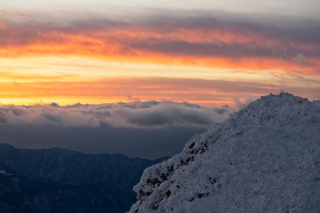 Yuga Kurita Southern Alps Sunset_DSC0799